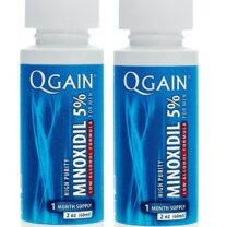 Qgain Hair Loss two month supply